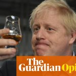 Lurching and rambling, Boris Johnson is in charge. But he's lost control | Marina Hyde