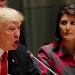 Nikki Haley says she was told to undermine Trump
