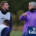 José Mourinho told Tottenham have no money to spend in January