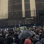 Iran protests: Flying bullets and internet shutdown · Global Voices