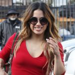 Ally Brooke Shows Off 10 Lb. 'DWTS' Weight Loss By Revealing Her Daisy Dukes Are Too Big