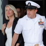 US defence secretary fires navy chief over handling of SEAL case