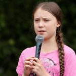 Greta Thunberg named author of the year by Waterstones