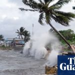 COP25: Island states want 'decisive' climate action to prevent inundation