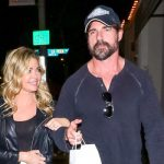 Denise Richards Goes Makeup-Free While Cuddling With Her Hunky Husband Aaron Phypers In Montana