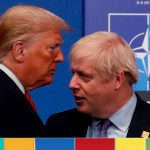 General election: Trump reveals he spoke to Johnson about trade during No 10 meeting