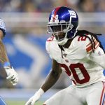 Giants release Janoris Jenkins over derogatory slur on Twitter