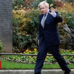 Johnson to welcome new MPs to Westminster