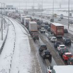 Christmas getaway: The roads to avoid as 31 million leisure trips expected