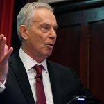 Tony Blair warns Labour 'marooned on fantasy island' and faces being 'replaced'