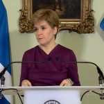 Nicola Sturgeon calls for powers to hold indyref2