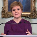 Scottish independence: Sturgeon writes to Johnson to demand power for referendum