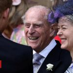 Prince Philip spends night in hospital