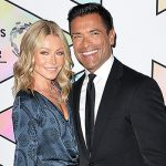 Kelly Ripa Wears Bejeweled Turban While Cuddling Up To Mark Consuelos On NYE & Celeb Fans Adore The Trend