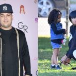 Rob Kardashian Seeking Primary Custody Of Daughter Dream