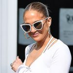 Jennifer Lopez, 50, Looks Just As Flawless Without Makeup As She Gears Up For Super Bowl Half Time Show — Pics