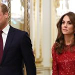 Kate Middleton dazzles in red as she hosts event with Prince Wiliam at palace