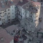 Powerful earthquake strikes eastern Turkey