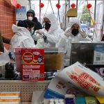 Coronavirus deaths rise to 41 in China as outbreak spreads to 11 other countries