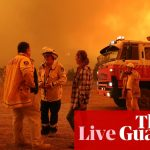 Australia fires live: bushfires threat grows south of Canberra as emergency warnings issued – latest updates