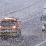 Heavy snow warning issued by Met Office over two days