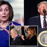 Nancy Pelosi slams Trump for knowing 'little about faith and prayer'