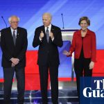 Democratic candidates zero in on Buttigieg and Sanders at tense debate