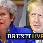 Brexit LIVE: How Theresa May's selfish act stopped Boris Johnson sorting Brexit YEARS AGO