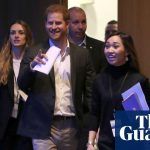 Just Call Me Harry: Prince Drops Titles At Edinburgh Conference