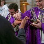 As Coronavirus Spreads, Changes Come For Catholics At Mass