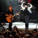 Kidman Surprise Dance At Nye Concert