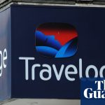 Homeless Travelodge residents turned out on to street