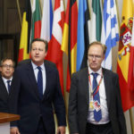 British diplomats 'secretly trying to negotiate Britain back into the EU'