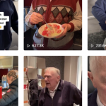 Coronavirus: The grandad who became a TikTok star without realising it