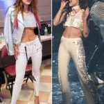 Bella Thorne V. Halsey: Who Flaunted Their Underboob Better In Crystal Crop Top?
