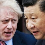 Boris Johnson told to take tougher stance on China as Tory MPs launch new research group