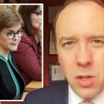 Hancock fires back at Sturgeon's virus strategy – split between Scotland and No10 ERUPTS