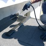How To Repair Cracks In The Concrete Roof?