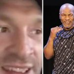 Tyson Fury confirms he will take on Mike Tyson in sensational comeback fight