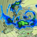 UK weather latest: Scandinavian chill to blast Britain with weekend washout – latest maps