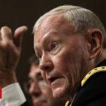 Ex-top general rebukes Trump's troops threat