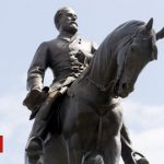 Virginia governor announces removal of monument