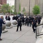 Videos of police brutality during protests shock US