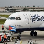 US suspends private charter flights to Cuba
