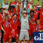 Bayern Munich Win Champions League As Kingsley Coman Header Sinks PSG