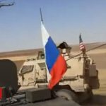 American Troops Hurt As Russian And US Military Vehicles Collide