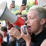 Belarus Protests: Maria Kolesnikova 'Detained At Ukraine Border'
