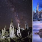 The eerie alien rock towers that can be found on planet Earth