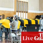 US Election 2020: Signs Of Record Turnout As Candidates Make Final Push Through Swing States – Live
