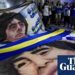 Diego Maradona In Recovery After Successful Brain Surgery, Doctor Says